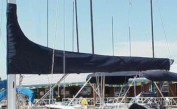 Custom mainsail covers
