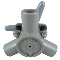 Model 94 In-Line Sea-Lect Y-Valve - with Smooth Ports image