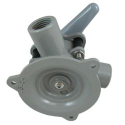Model BM-94-A Base Mount Sea-Lect Y-Valve - with Tapped Ports image