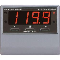 AC Digital Multimeter with Alarm image