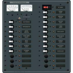 DC Main + 22 Position Circuit Breaker Panel image