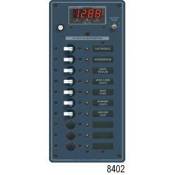 DC 10 Position Circuit Breaker Panel image