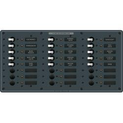 DC 24 Position Circuit Breaker Panel image