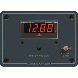 DC Digital Voltmeter Panel image