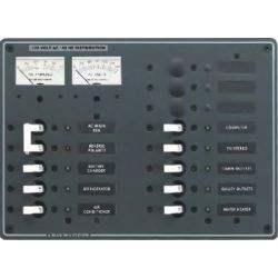 AC Main + 11 Position Circuit Breaker Panel image