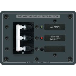 240 Volt AC Main Circuit Breaker Panel image