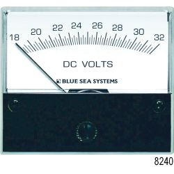 DC Analog Voltmeters image