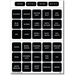 Panel Labels - Square Format image