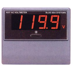 AC Digital Voltmeter image