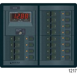 360 Panel Systems DC with Meters - 12 Positions image
