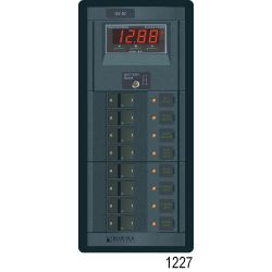360 Panel Systems DC - 8 Positions with Digital Multimeter image