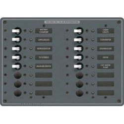 AC Circuit Breaker Sub-Panel - 16 Positions image