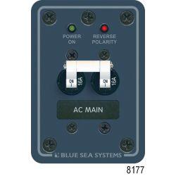 230 Volt AC Main Circuit Breaker Panel image