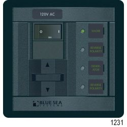 360 Panel System 120 Volt AC Source Selector Panel image