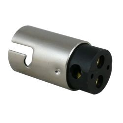 Double Contact Bayonet Base Lamp Socket image