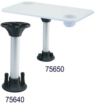 Quick Release Table Pedestal System image