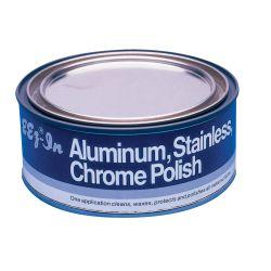 Aluminum, Stainless, Chrome Polish image