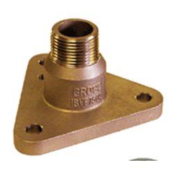 Bronze IBVF - Ball Valve Flanged Adaptors image
