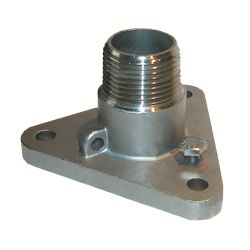 Stainless Steel Flanged Ball Valve Adapter image