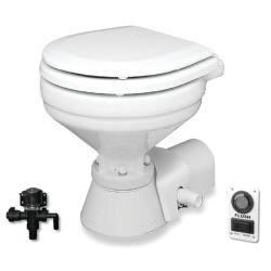 Quiet-Flush Electric Toilet Parts image