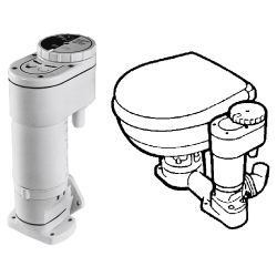 Electric Conversion Kit for Manual Toilets image