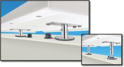 Dual Locking Flush Deck Socket Mount image