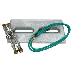 Divers Dream Anode & Bonding Kit - Aluminum image
