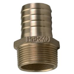 Cast Bronze Pipe to Hose Adapter image