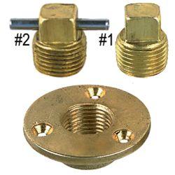 Garboard Drain Plug Kit - 0714/0742 image