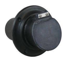 Thru-Hull Exhaust Fittings - Black image