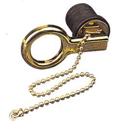 Brass Snap Handle Drain Plugs image