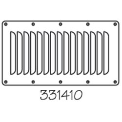 Louvered Vent image
