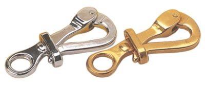 Lifeline Pelican Hook - Bronze/Chrome Finish image