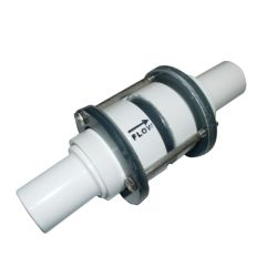 1-1/2 in. Inline Check Valve - Oversize Internal Valve, Heavy Duty image