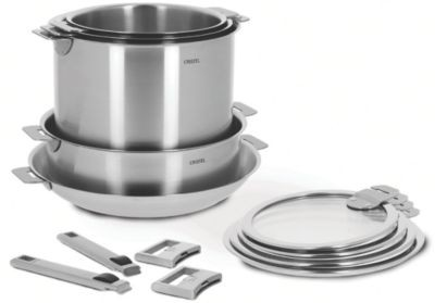 13-Pc Stainless Steel Cookware Set image