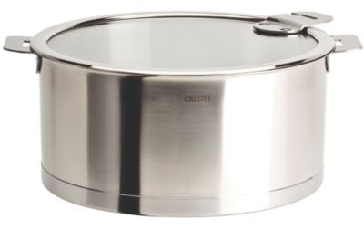 Strate Stew Pan with Lid - 5.5 or 7 Qt image