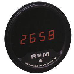 8905 Precision Sensitive LCD Digital Tachometers image