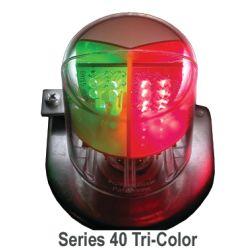 Nav Bulb - Ser. 40 LED Tri-Color DC Bay, Indexed image