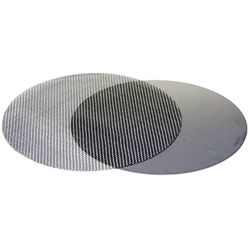 Solid SS Cover Plate and Mosquito Screen Set for Cowl Vents image