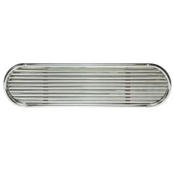 Type SSVL Louvered Engine Room Air Vents - Stainless Steel Frame and Grill image