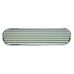 Type SSV Louvered Engine Room Air Vents - Stainless Steel Frame with Aluminum Grill image