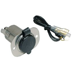 12V Power Outlet with Protective Cap image