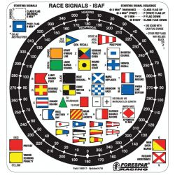 Nash No. 207 - Racing Signal Flags Sticker image