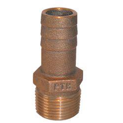 Straight Pipe to Hose Adapters image