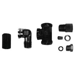 Pipe Fittings & Tubing for Steering and Engine Controls image