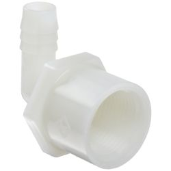 90 Degree Elbow Hose to Female Pipe Adapter image