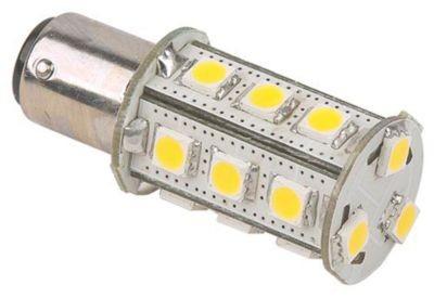 Nav Bulb - LED Indexed Double Contact Bayonet image