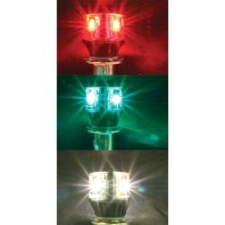 Nav Bulb - Ser. 40 LED Single Color Indexed DC Bayonet image
