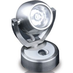 33JW Elegant Wall LED Light - Brsh Nickel, Dimming image