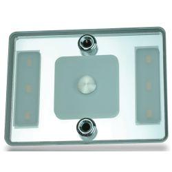 3 in. x 4 in. Elegant Rectangular Surface Mnt LED Light image